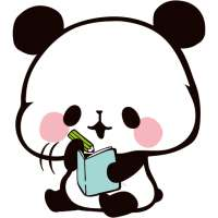 नोटपैड नोट्स : पांडा - Sticky MOCHI MOCHI PANDA on APKTom