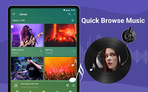 Music Player - MP3 Player & Audio Player screenshot 11