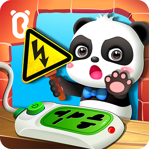 Baby Panda Home Safety आइकन