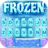 Frozen Kika Keyboard Theme on 9Apps
