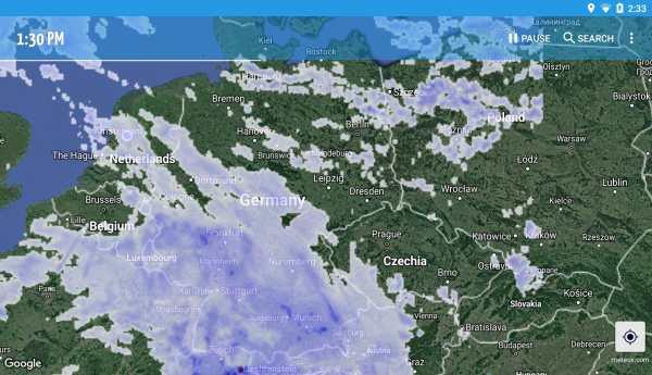Rainy Days Rain Radar screenshot 6