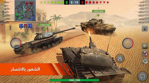 World of Tanks Blitz 1 تصوير الشاشة