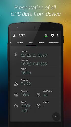 GPS Data screenshot 4