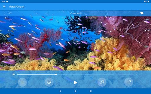 Relax Ocean - Nature sounds: sleep & meditation screenshot 13