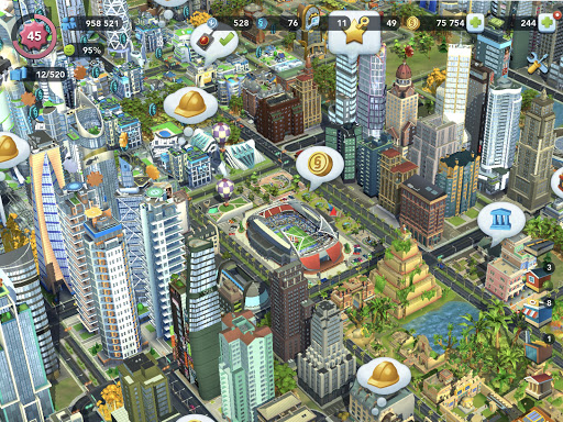 SimCity BuildIt screenshot 14