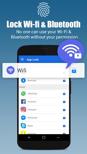 App lock - Real Fingerprint, Pattern & Password 5 تصوير الشاشة