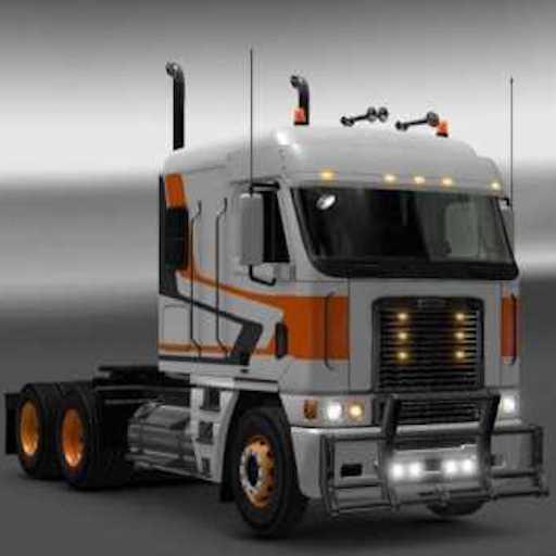 Euro Truck Drifting Simulator (Heavy Truck Driver) icon