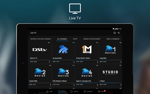 DStv screenshot 10