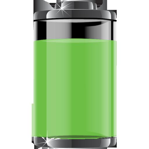 Show Battery Percentage أيقونة