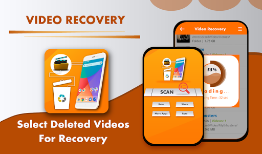 Video recovery 2020: Restore Deleted Videos screenshot 6