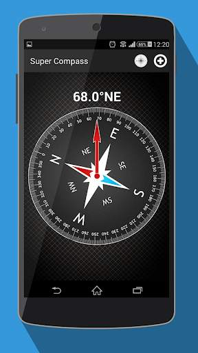 Compass for Android - App Free screenshot 1