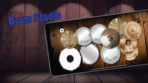 Drum Studio screenshot 1