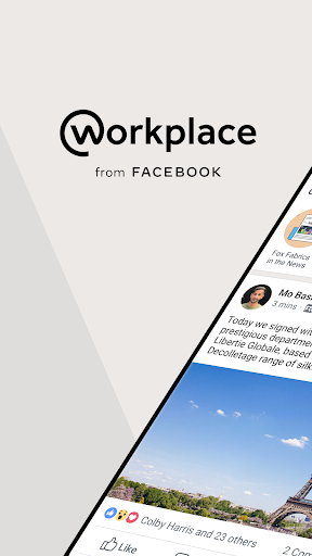 Workplace from Facebook screenshot 1
