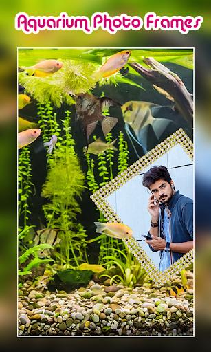 Aquarium Photo Frames 6 تصوير الشاشة