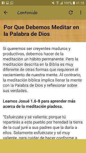 Estudios Bíblicos Profundos screenshot 13