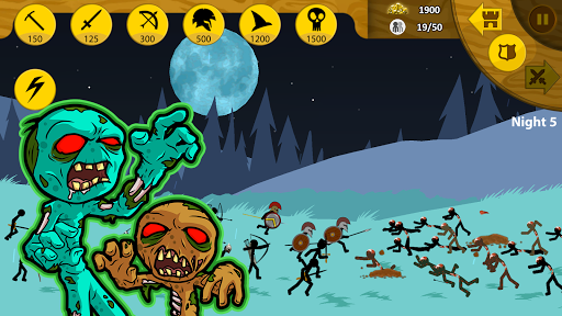Stick War: Legacy screenshot 2