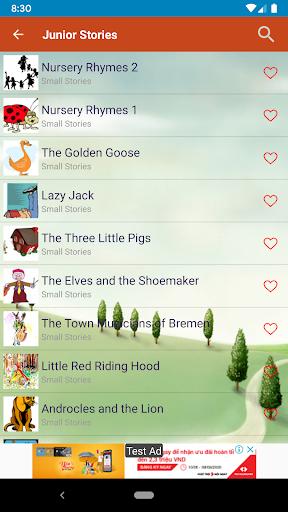 Audio Stories (English Books) screenshot 3