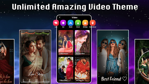 Lyrical Video Maker & Magical Video Editor screenshot 6