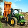Puzzles Tractor John Deere أيقونة