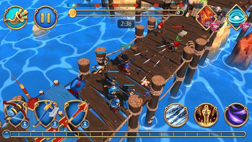 Royal Revolt 2: إمبراطورية RPG - حرب جيش تصادم 9 تصوير الشاشة