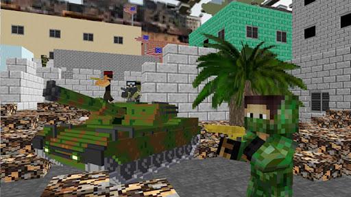 American Block Sniper Survival screenshot 2