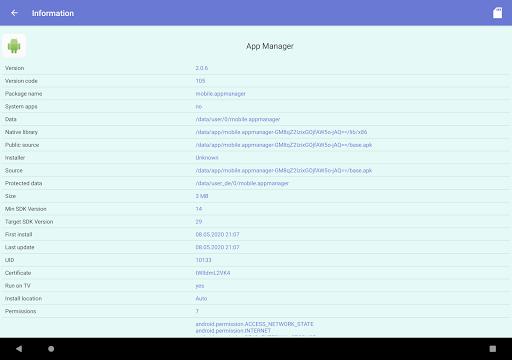 App Manager screenshot 9