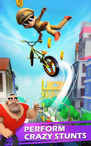 Little Singham Cycle Race screenshot 12