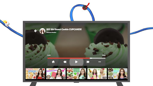 YouTube Kids for Android TV screenshot 4
