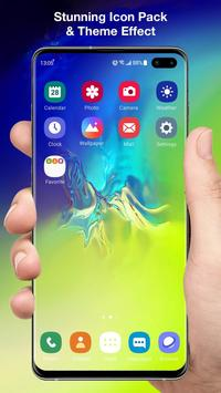 Galaxy S10 Launcher for Samsung 3 تصوير الشاشة