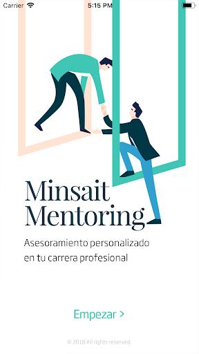 Minsait Mentoring screenshot 2