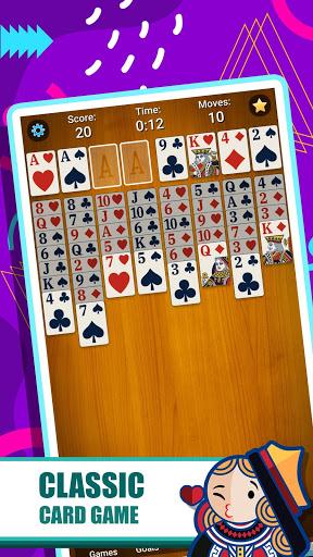 FreeCell Solitaire 3 تصوير الشاشة