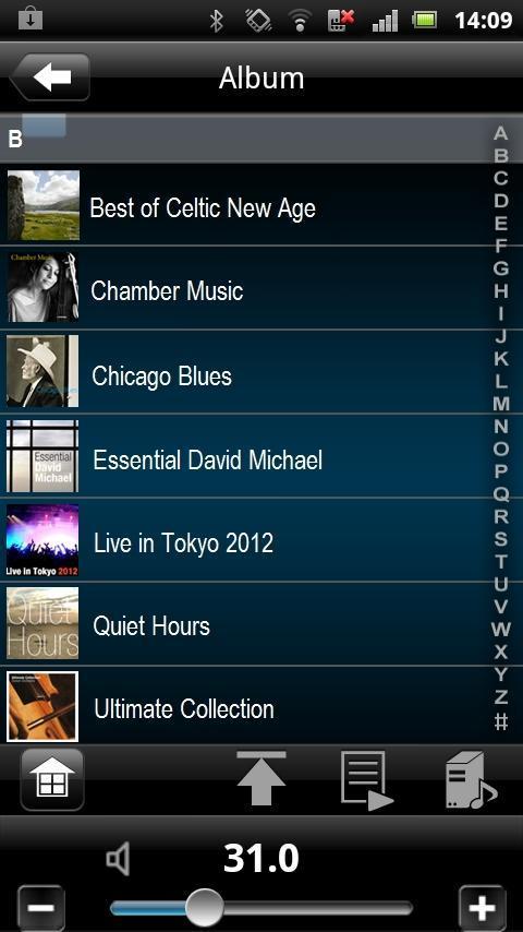 Denon Remote App screenshot 5