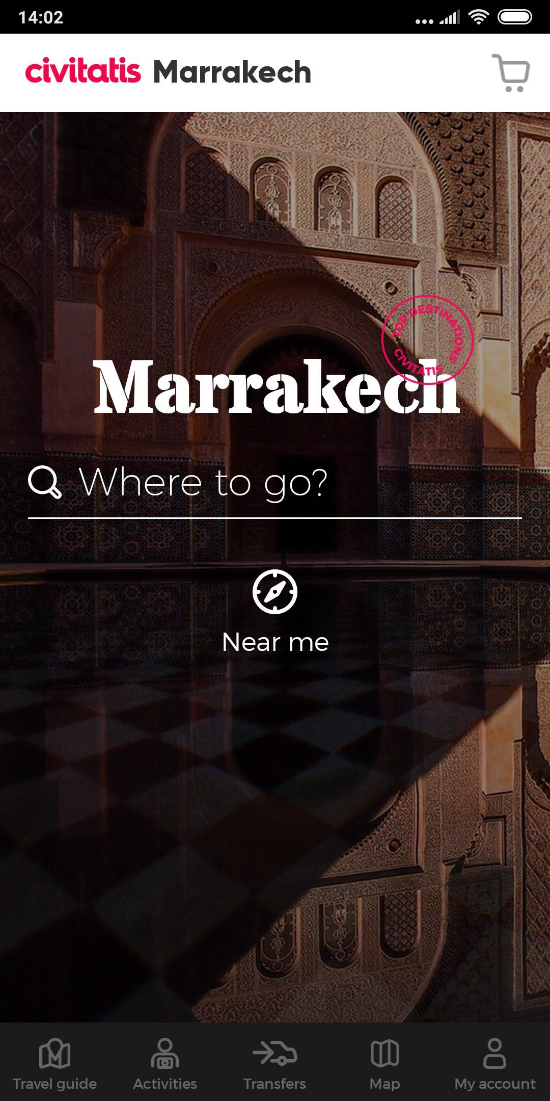 Marrakech Guide by Civitatis screenshot 1