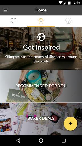 ShopandBox screenshot 1
