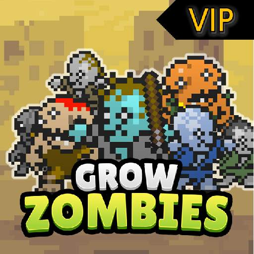 Grow Zombie VIP - Merge Zombies on APKTom