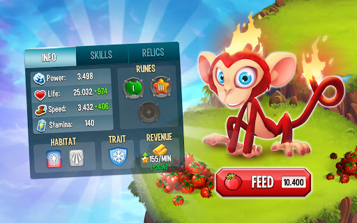 Monster Legends: Breed, Collect and Battle screenshot 7