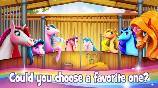 Tooth Fairy Horse - Caring Pony Beauty Adventure screenshot 7
