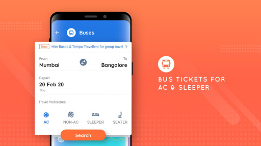 Goibibo Travel App - Hotel, Flights, Train and Bus screenshot 7