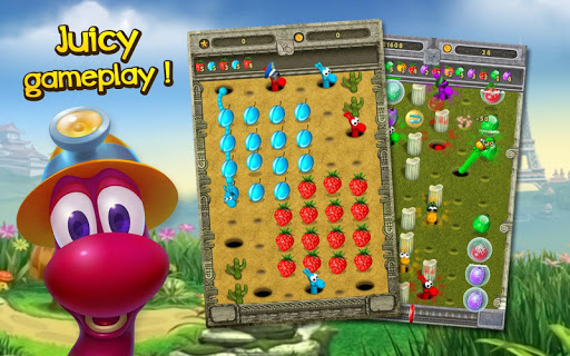 Yumsters! Free - Color Match Puzzle game 2 تصوير الشاشة