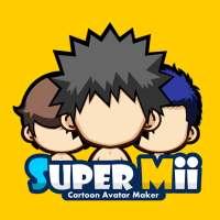 SuperMii - Cartoon Avatar Maker on APKTom