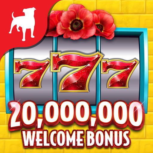 Wizard of OZ Free Slots Casino Games أيقونة