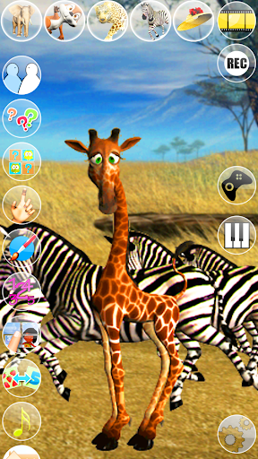 Talking George The Giraffe screenshot 3