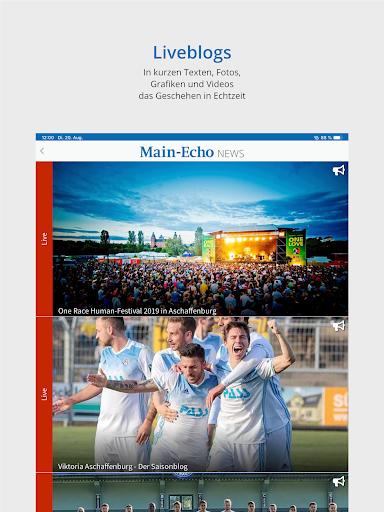 Main-Echo NEWS 11 تصوير الشاشة