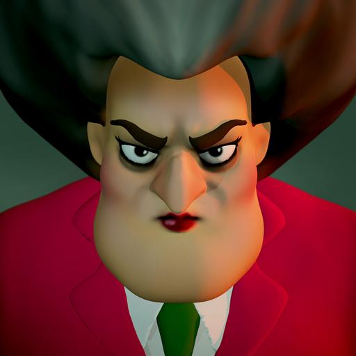 Scary Teacher 3D आइकन