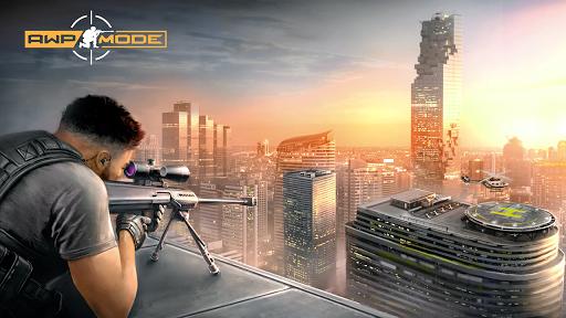 AWP Mode: Elite online 3D sniper action screenshot 1