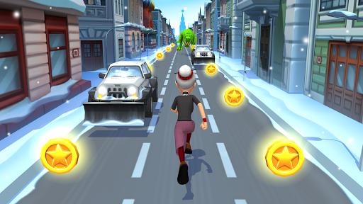 Angry Gran Run - Running Game скриншот 1