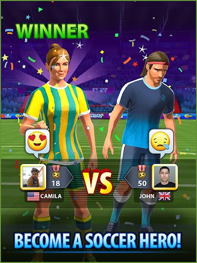 Soccer! Hero स्क्रीनशॉट 6