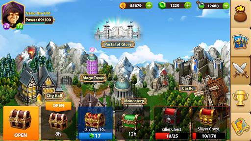 Heroes Magic War screenshot 1