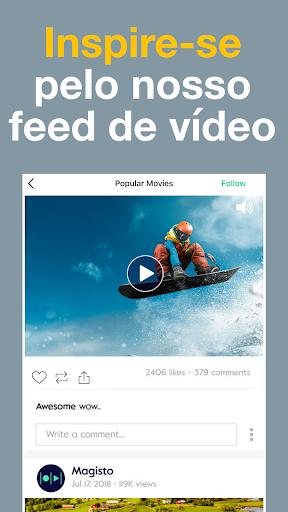 Magisto Editor de Vídeo: Slide de Fotos com Música screenshot 8