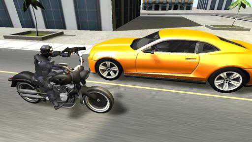 Moto Fighter 3D screenshot 1